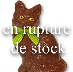 Choco Lait Chat Assis 300g