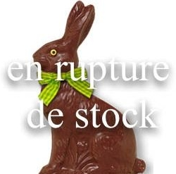 Choco Lait Lapin Assis 250g